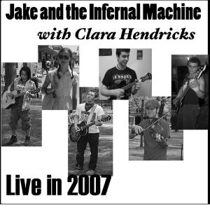 Live Split with Clara Hendricks, Summer 2007 $5 plus shipping and handling. Email for ordering info/deals trenchesfullofpoets (at) riseup.net
